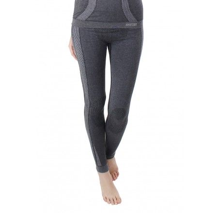 Women's merino wool thermoactive seamless underpants
