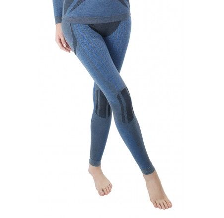 AlpacaWool seamless wool thermoactive pants for women