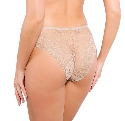 Bonded lace panties