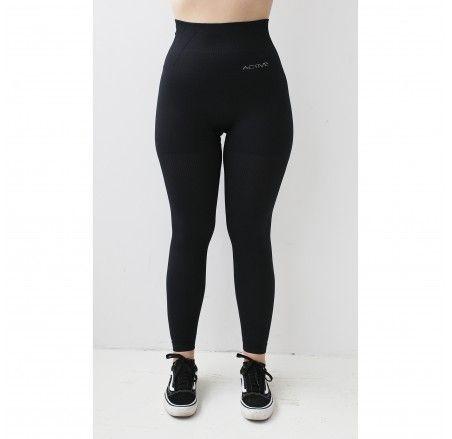 ACTIVE BREEZE seamless leggings Black