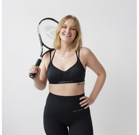 ACTIVE Breeze seamless bra with inserts