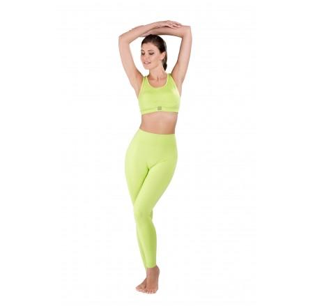 OUTLET Long, seamless, shaping leggings