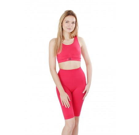 OUTLET Seamless shaping leggings above the knee
