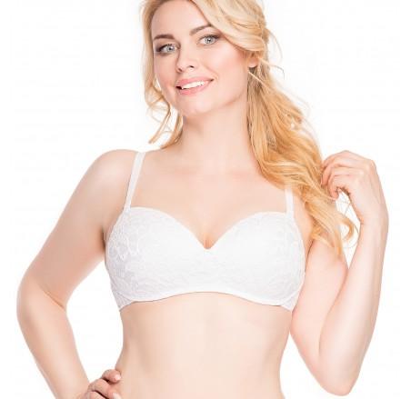 Lace push-up bra SENZA LACE