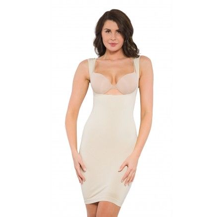 Seamless corrective petticoat under the bust Microclima - With Silver Ions