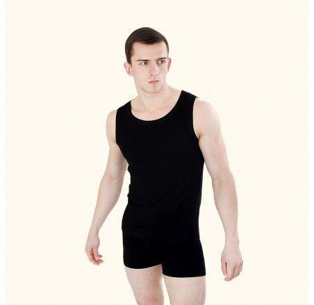 Cotton undershirt, seamless