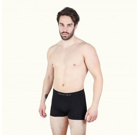 ADVENTURE seamless boxer shorts with silver ions
