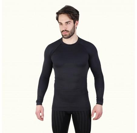 Koszulka termoaktywna długi rękaw, bezszwowa ULTRACLIMA
