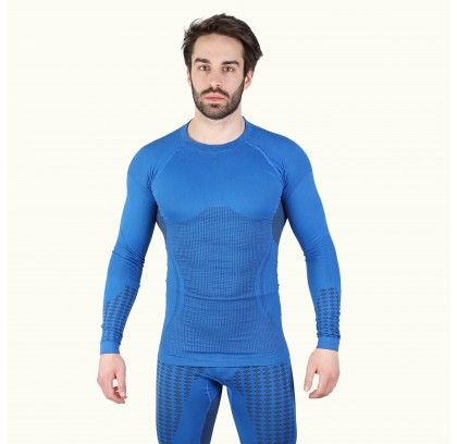 Long-sleeved thermoactive...