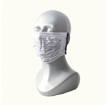 ANTIBACTERIAL MASK WITH REFILLING